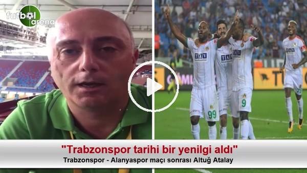 """""""Trabzonspor tarihi bir yenilgi aldı"""""""