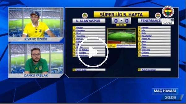 FB TV'de penaltı isyanı!