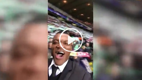 Chelsea efsanesi Marcel Desailly'den You'll Never Walk Alone!