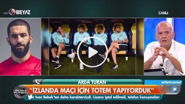 Arda Turan'dan flaş açıklamalar