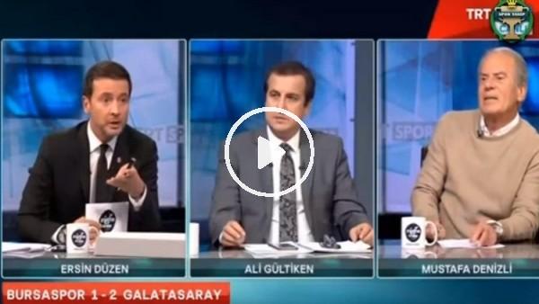 Mustafa Denizli ve Ali Gültiken'den Galatasaray yorumu