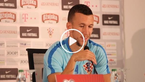 """Ivan Perisic: """"Erkenden gol atabilirsek, şansımız artar"""""""