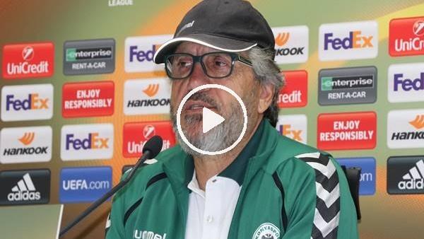 """Mustafa Reşit Akçay: """"Rakipten aşağıda bir oyun oynadığımızı düşünmüyorum"""""""