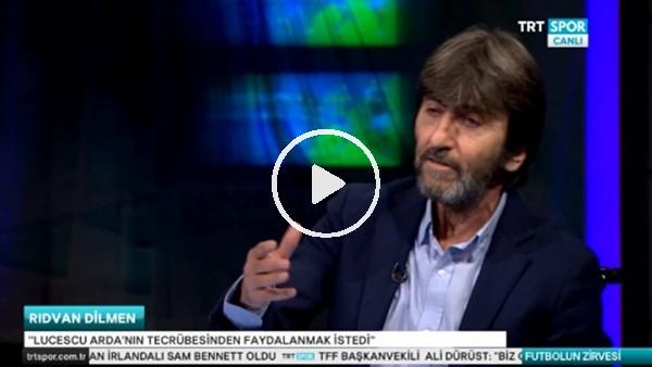 """Rıdvan Dilmen: """"Arda Turan, Türkiye'nin 1 numarasıdır"""""""