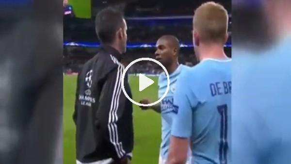 De Bruyne maçtan sonra takım arkadaşlarına sinirlendi!