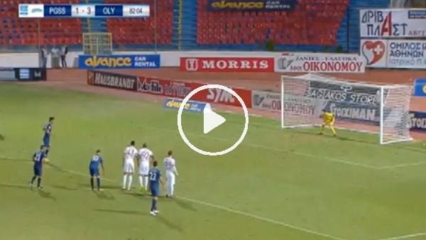 Shojaei'den Panenka penaltısı!