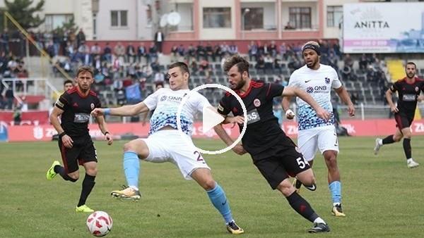 Çorum Belediyespor 0-6 Trabzonspor (Maç Özeti ve golleri)