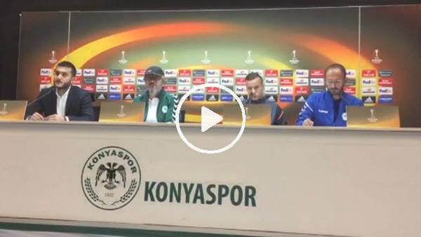 Mustafa Reşit Akçay'ın Salzburg maçı öncesi açıklamaları