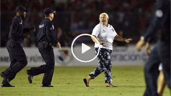Süper babaanne ülkesini Dünya Kupası'na götürdü!