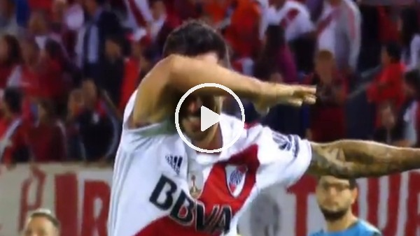 River Plate Lanus'u tek golle avladı!