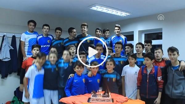 İlkay Gündoğan'a memleketinden doğum günü sürprizi