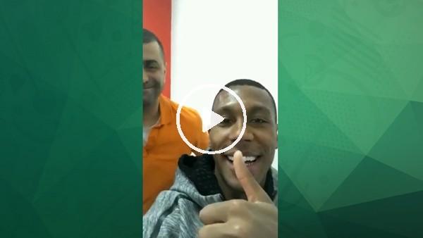 'Marcelo, Fransa'da Türk kebapçısında!