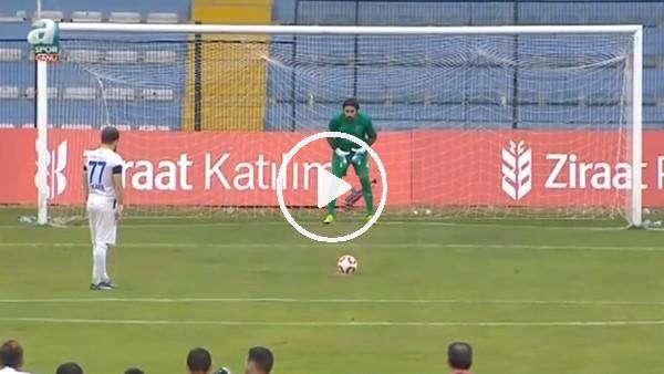 Sarıyer-Adana Demirspor (Penaltı atışları)