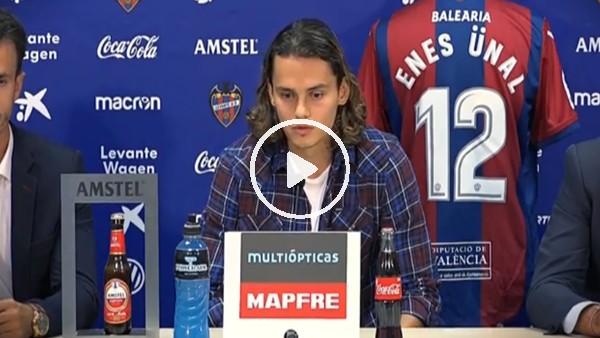 Enes Ünal, Levante'ye transfer oldu
