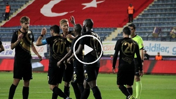 Osmanlıspor 5-0 Karagümrük (Maç Özeti ve golleri)