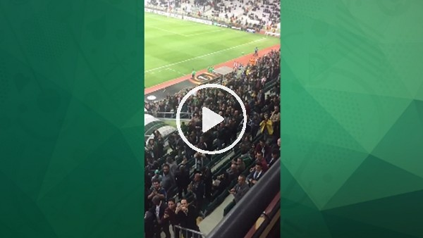 Konyaspor seyircisi Ampute Milli Takımımızı ayakta alkışladı