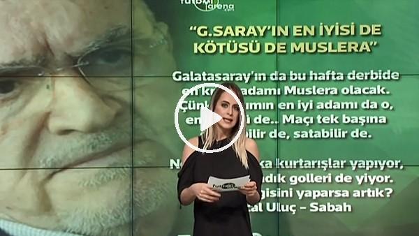 """""""Galatasaray'ın en iyisi de en kötüsü de Muslera"""""""