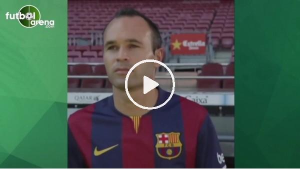 Barcelona Andres İniesta ile ömürlük sözleşme imzalayacak