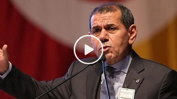 """Dursun Özbek: """"Belhanda'nın yaptığı kabul edilir değil"""""""