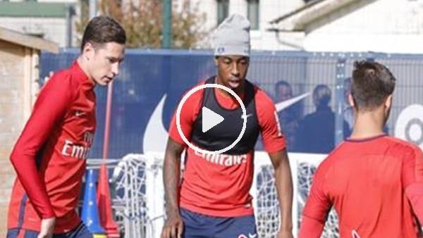 PSG'de Dijon maçı hazırlıkları