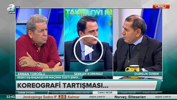 """Dursun Özbek canlı yayında sinirlendi: """"Kimse Galatasaray'a bu yakıştırmayı yapmasın"""""""