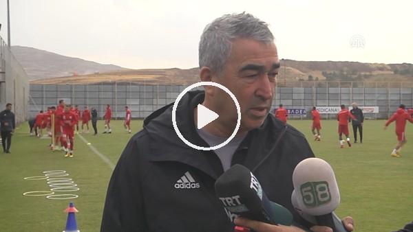"""Samet Aybaba: """"Fenerbahçe'ye saygı duyuyoruz"""""""