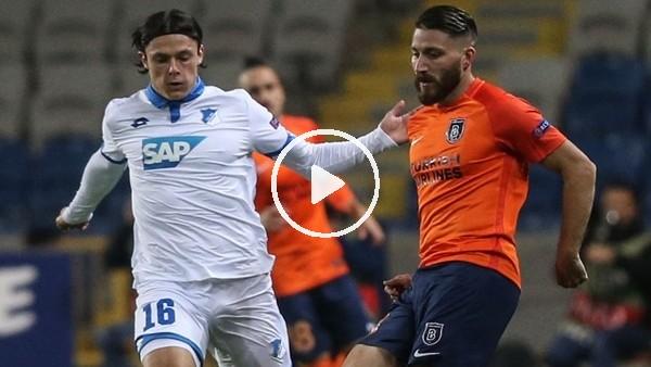 ' Medipol Başakşehir - Hoffenheim maçından kareler