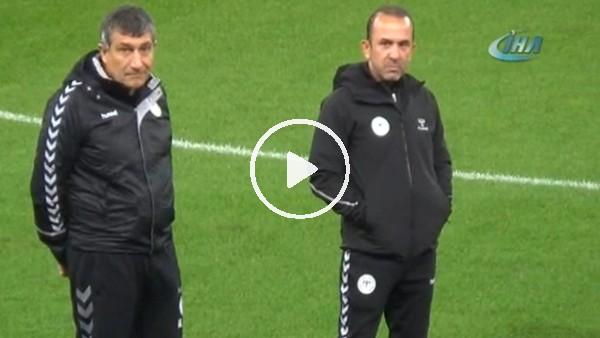 Atiker Konyaspor, Salzburg maçı hazırlıklarını tamamladı