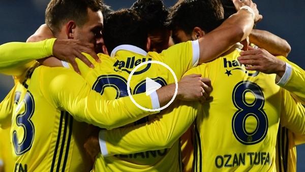 Osmanlıspor - Fenerbahçe maçından kareler