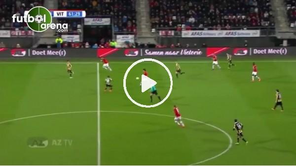 Vincent Janssen'den kalecinin aklını alan muhteşem gol