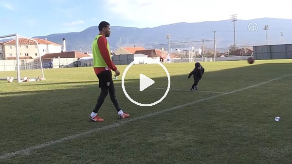 Boluspor'da Adanaspor maçı hazırlıkları