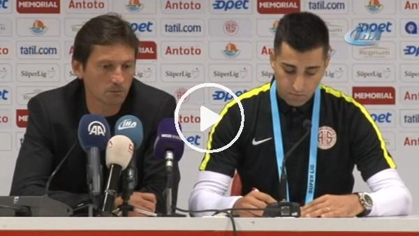 """Leonardo Araujo: """"Oyuncuları harika şekilde savaştı"""""""