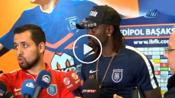 """Emmanuel Adebayor: """"Hat-trick yaptığım için mutlu ve heyecanlıyım"""""""