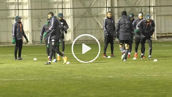 'Konyaspor, Marsilya maçına hazır