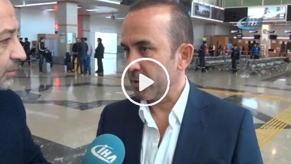 """Mehmet Özdilek: """"Kazanmak için gidiyoruz"""""""