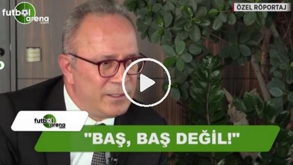 """Yaşar Aşçıoğlu: """"Baş, baş değil, sonuç bu olur"""""""
