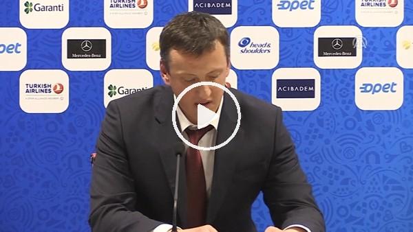 Letonya başantrenörü Arnis Vecvargars'ın Türkiye maçı sonrası açıklamaları