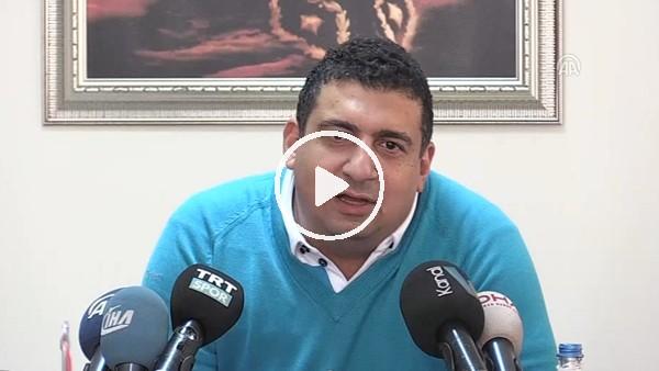 """Ali Şafak Öztürk: """"Antalyaspor'a ihanet eden insanlar var"""""""