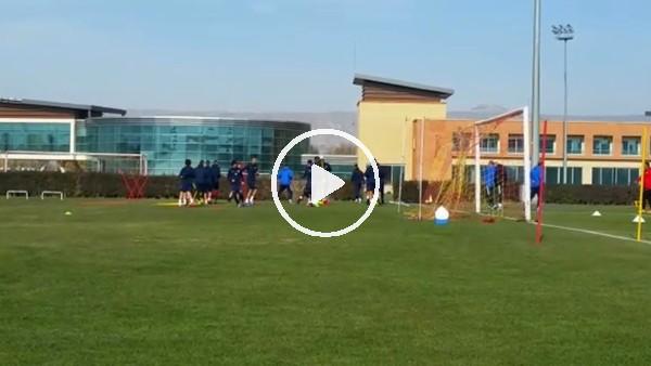 Kayserispor'da Gençerbirliği maçı hazırlıkları