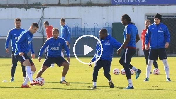 Trabzonspor, kupa mesaisine ara vermeden başladı