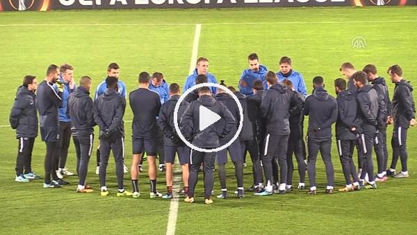 Medipol Başakşehir, Ludogorets maçına hazır!