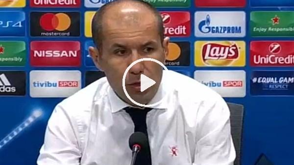 """Jardim: """"Oyuncularım buradaki atmosferden etkilendi"""""""