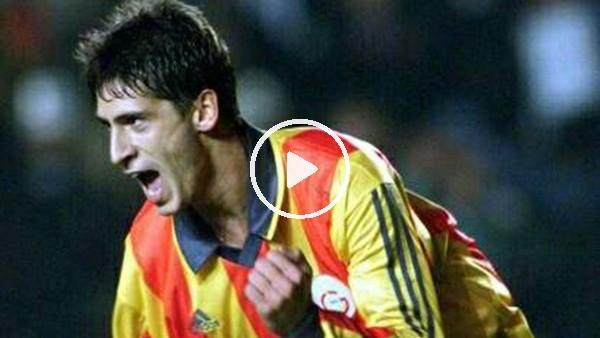 Ümit Davala'nın Milan'ı yıkan golü (3 Kasım 1999)