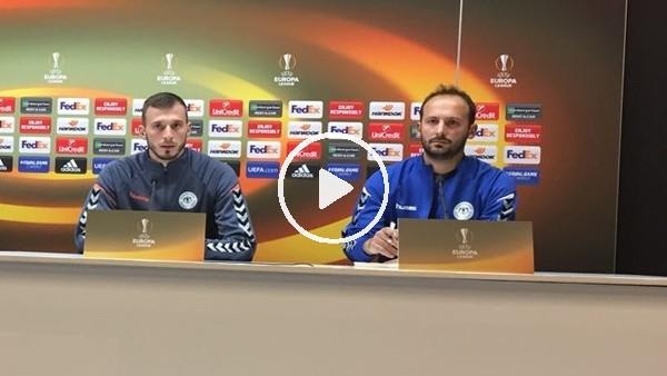 """'Konyasporlu Petar Filipovic: """"Marsilya maçı zor olacak"""""""