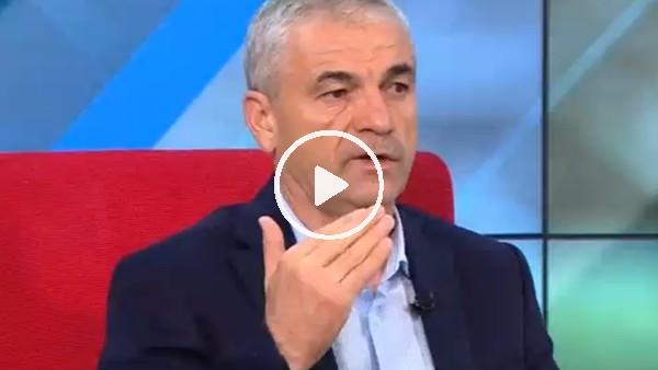 """Rıza Çalımbay: """"Eto'o, Beşiktaş'a gitmek istiyordu"""""""