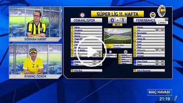 Umar Aminu'nun golünde FB TV yıkıldı!