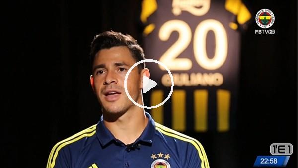 Giuliano'dan FB TV'ye özel hayatıyla ilgili açıklamalar