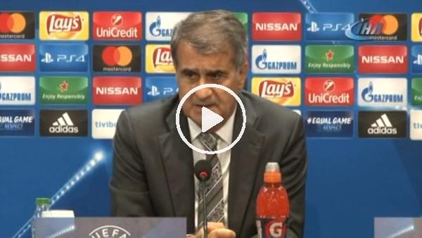 """Şenol Güneş: """"Kaybetseydik, UEFA'ya bile katılamayabilirdik"""""""