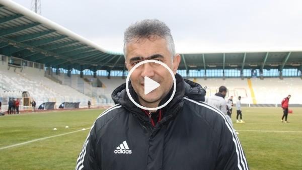 """Mehmet Altıparmak: """"Avantajlı bir skorla Trabzon'a gitmeyi düşünüyoruz"""""""