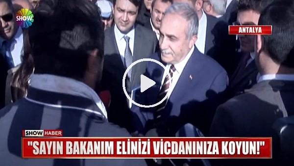 """Antalyalı çiftçiden tarım bakanına """"Fatih Terim"""" çıkışı"""